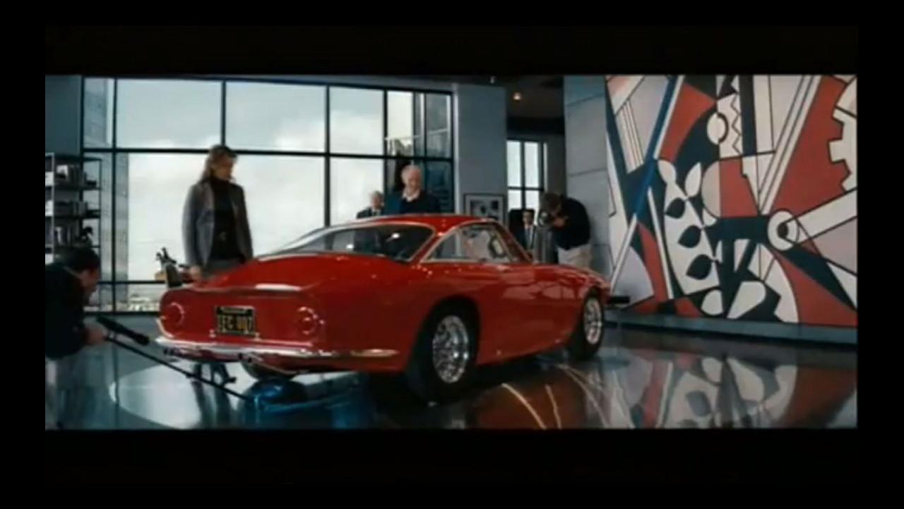 La Ferrari di Steve McQueen in