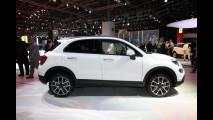 Fiat 500X al Salone di Parigi 2014