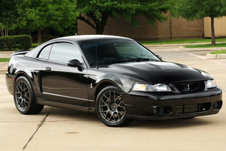 The '03 Mustang Cobra is One Seriously Mean, Future Classic
