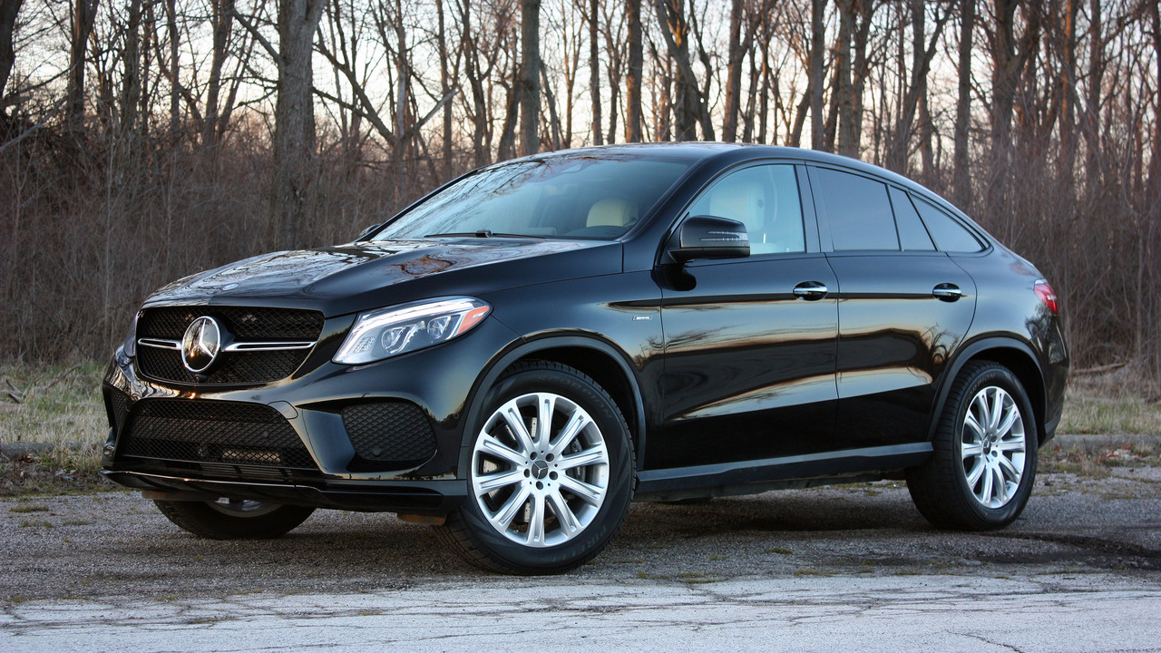 Review 2016 Mercedes Benz Gle450 Amg Coupe