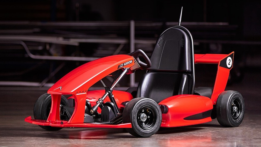Nest's co-founder unveils electric smart go-kart