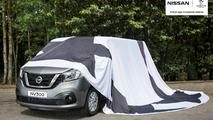 Nissan NV300 teaser
