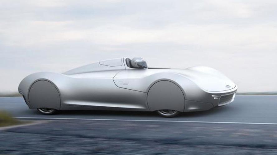 Audi Stromlinie 75 Concept revives 1938 Auto Union Type C record car
