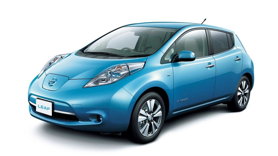 Nissan Leaf warranty to cover battery capacity loss