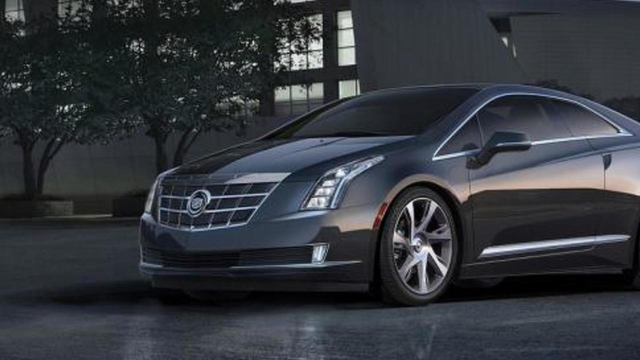 Cadillac ELR production version
