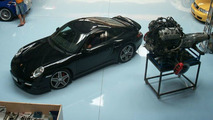 Porsche 911 Turbo (997) by 9ff