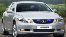 Lexus GS 450H Unmarked Police Cars (UK)