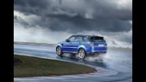 Range Rover Sport faz trilha controlado por smartphone - veja vídeo