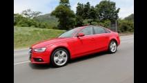 Audi anuncia nova tabela de preços com A5 mais barato e A4 mais caro