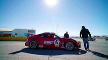 Toyota GT4586 pist videosu