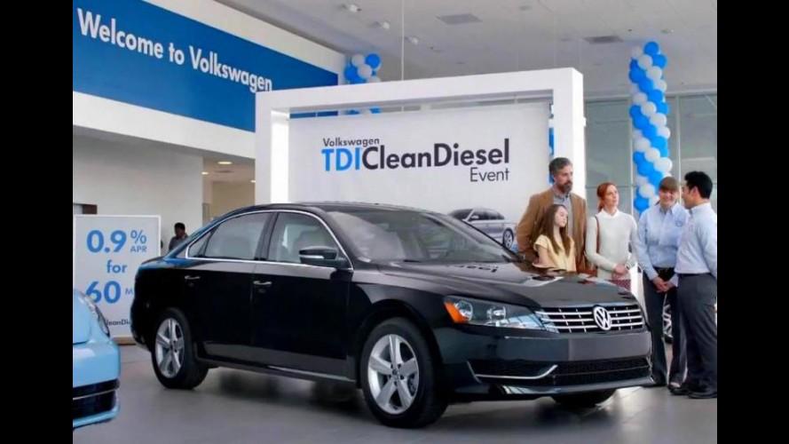 Prejuízos da VW com 'dieselgate' podem chegar a 78 bilhões de euros