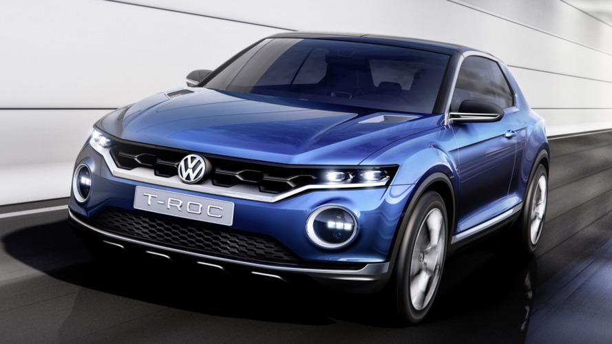 Volkswagen T-Roc de produção começa a ser vendido em agosto