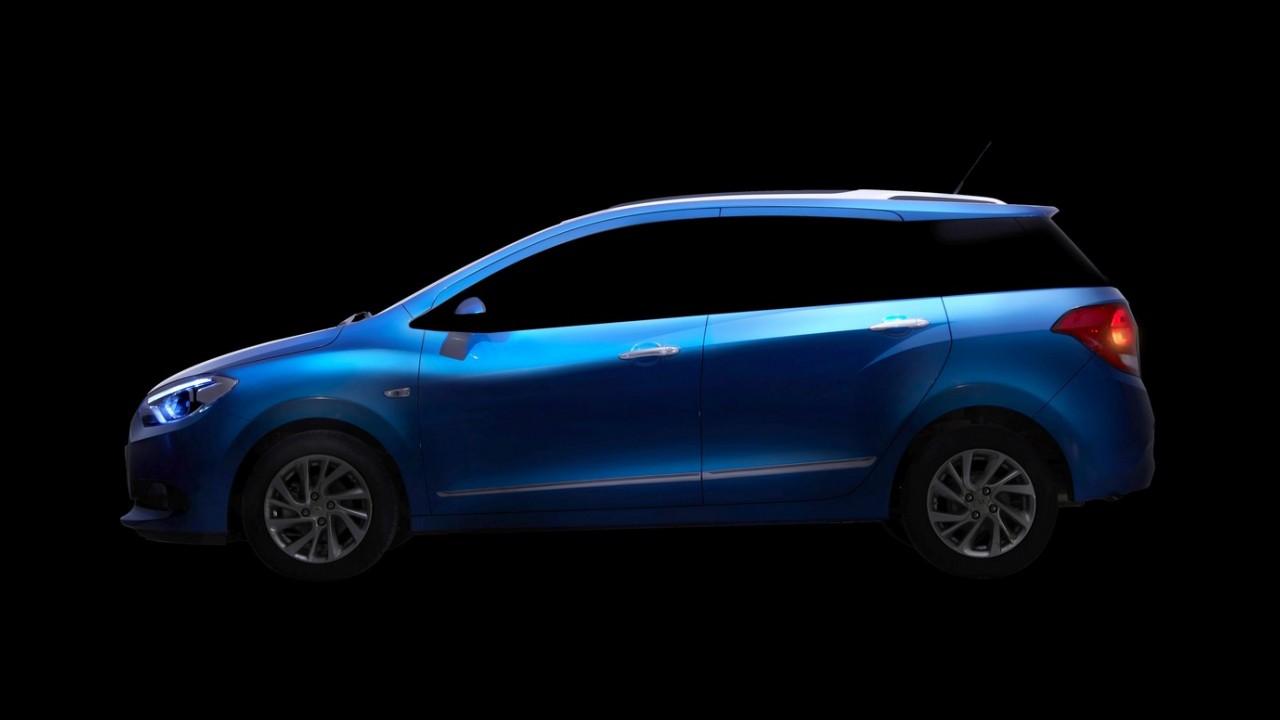 Chevrolet Lova RV tem nova foto divulgada;