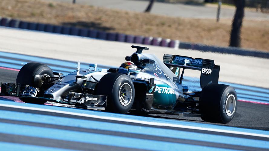 F1 Castellet