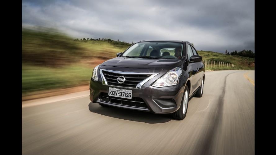 Versa é o mais vendido no México e Nissan emplaca seis modelos no top 10