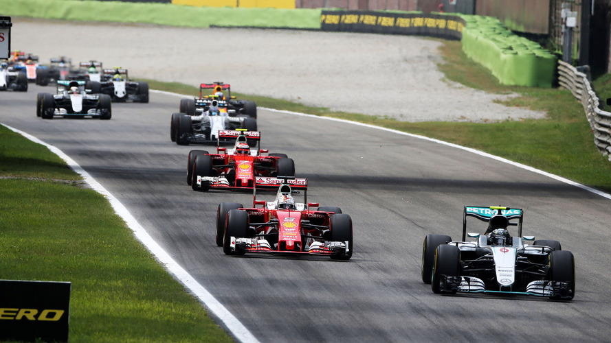 F1 CEO Says Standardized Parts Could Be Introduced