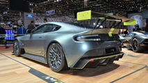 Aston Martin AMR Vantage and Rapide