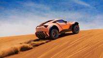 Zarooq SandRacer GT 500 finalmente será construído