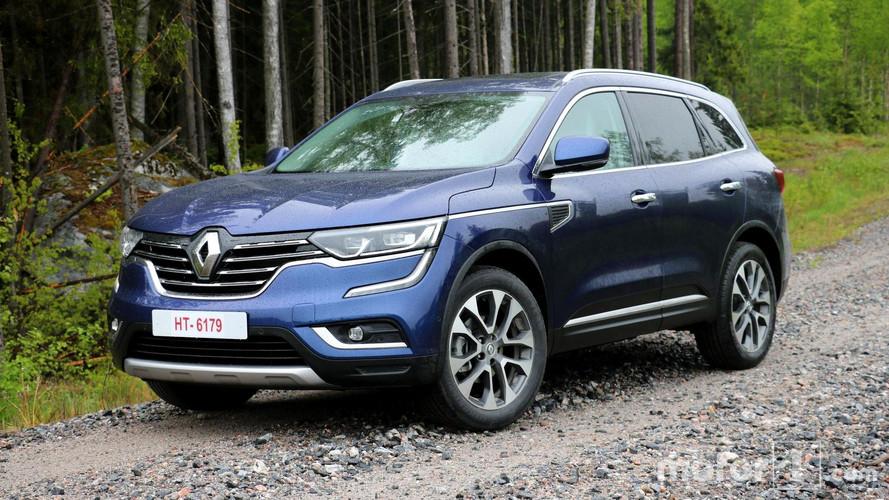 Essai Renault Koleos (2017) - Le monde s'ouvre à lui