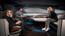Audi Long Distance Lounge concept