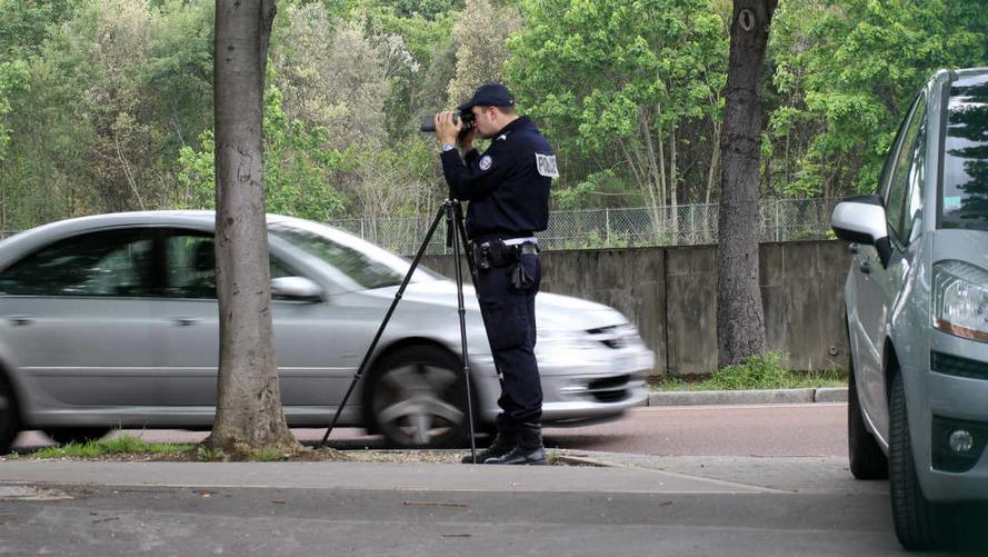 Le signalement des contrôles routiers ne sera plus autorisé