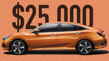 10 Best New Cars Under $25K