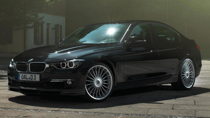 2014 Alpina D3 Bi-Turbo detailed