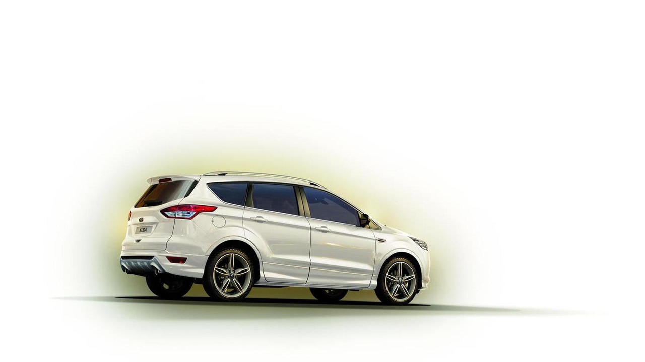 2013 Ford Kuga Titanium X Sport
