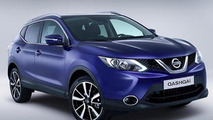 2014 Nissan Qashqai leaked photo 07.11.2013
