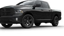 Ram 1500 Black Sport & Ignition Orange Sport announced