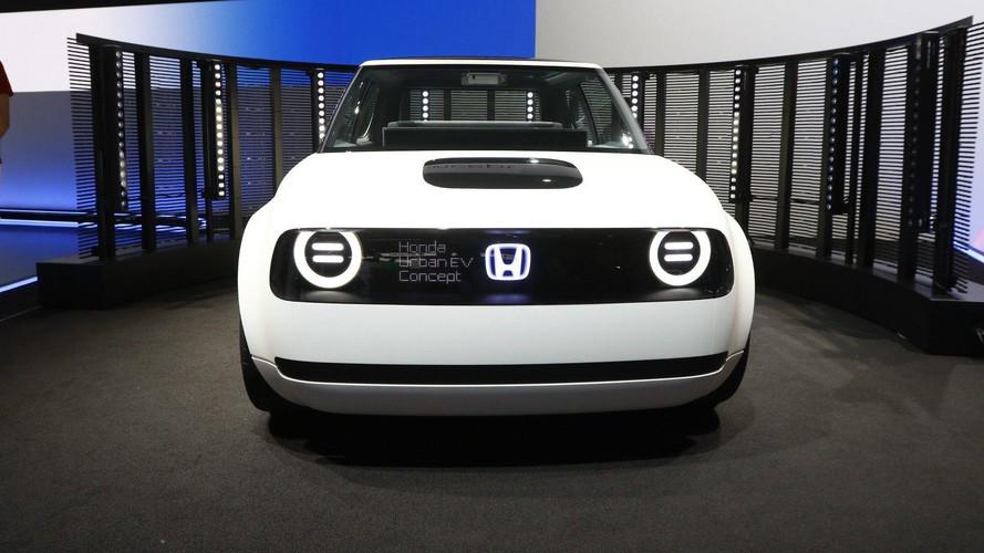 Honda's Urban EV Concept Is A Delightful Vision Of 2019