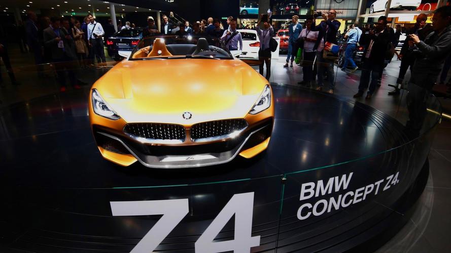 BMW Z4 Concept Frankfurt