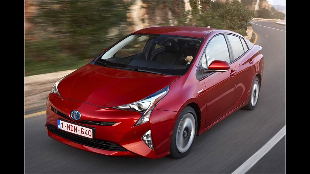 Toyota aktuell