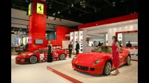 Ferrari al Salone di Detroit 2007