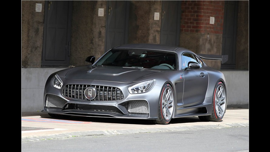Monster-Mercedes