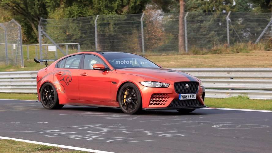 El Jaguar XE SV Project 8, a por el récord de Nürburgring