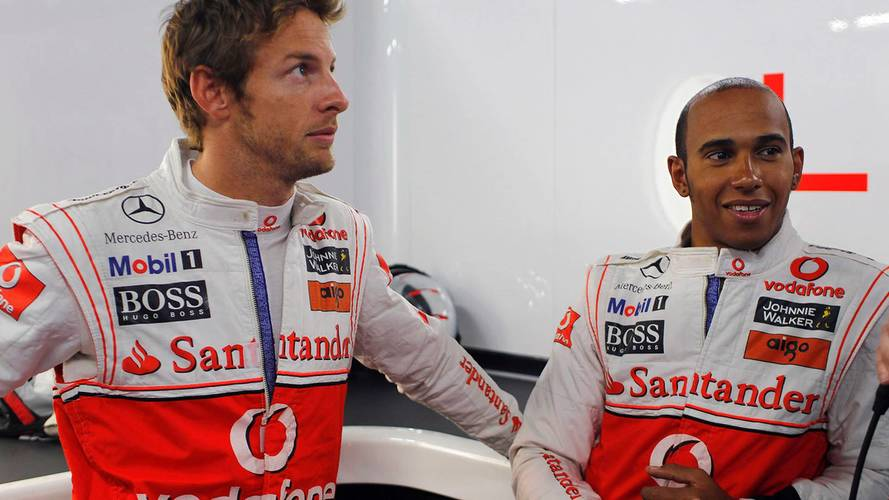 Hamilton was a 'bit weird' as teammate says Jenson Button