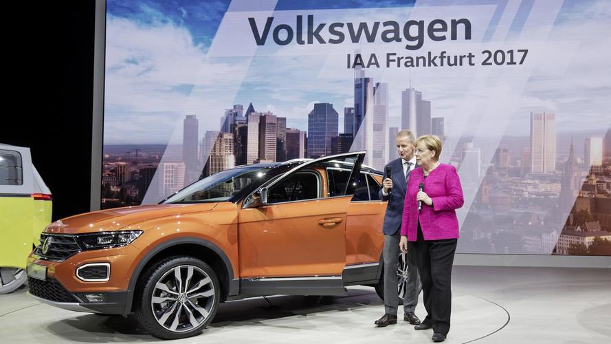 2018 VW T-Roc'un Almanya siparişleri açıldı
