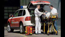 Porsche Cayenne S ambulanza