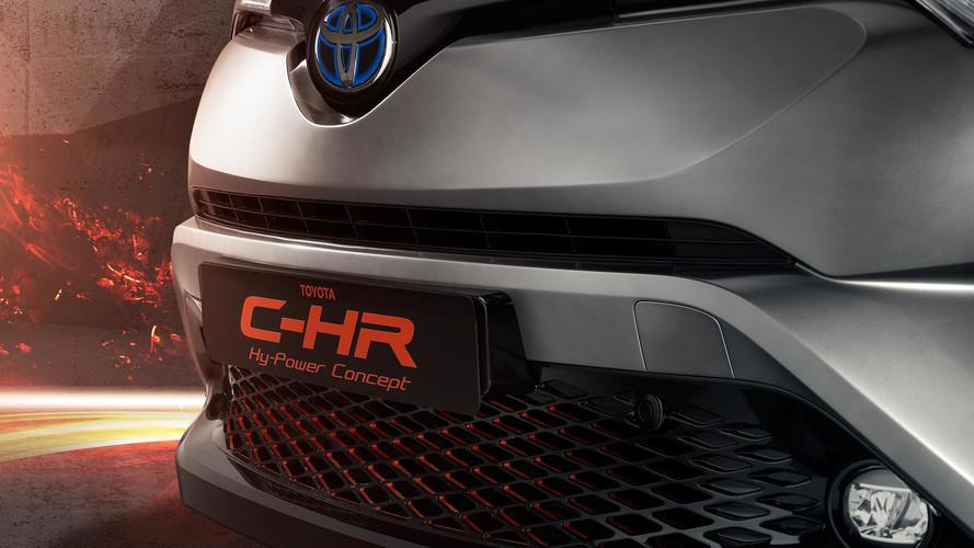 Toyota, Frankfurt kadrosuna dair bir teaser yayınladı