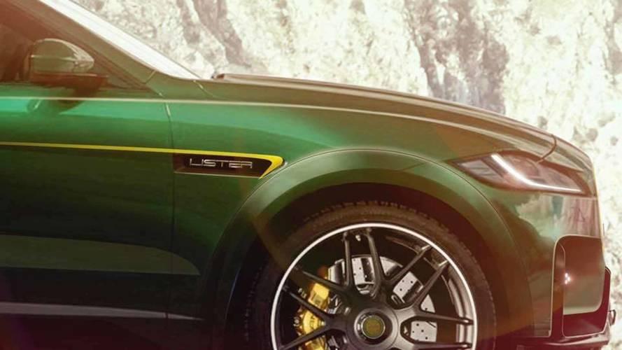 Egy alaposan áttervezett Jaguar F-Pace SVR lehet a világ leggyorsabb SUV-ja