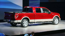 2009 Ford F-150 unveiling