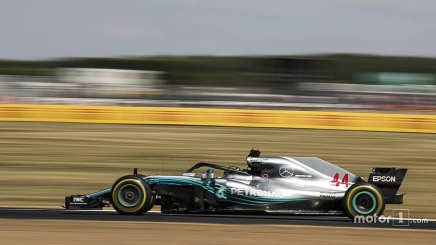 2018 F1 British GP: Hamilton Grabs Fourth Straight Silverstone Pole