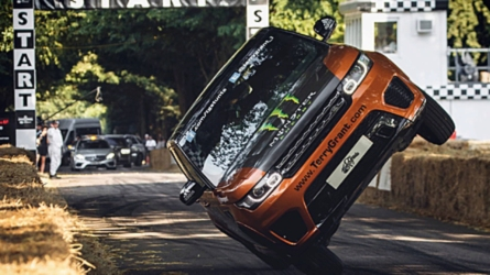 "Goodwood Festival of Speed, le ""follie"" più belle"
