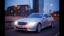 Mercedes lança versão especial do Classe S no Reino Unido