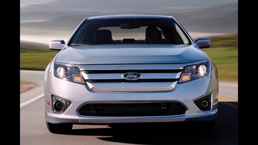 Mais um Recall: Ford convoca as versões híbridas do Fusion e Mercury Milan nos EUA