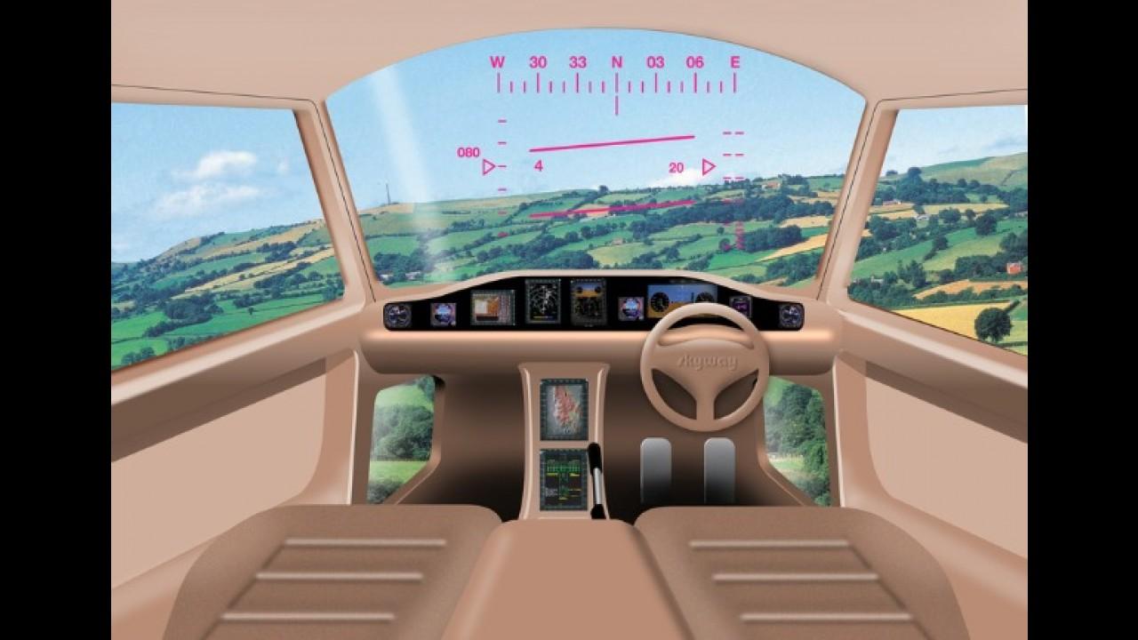 """Pesquisadores alemães desenvolvem """"veículo voador"""""""