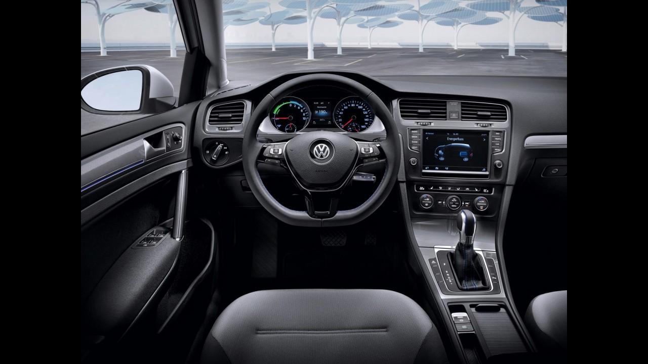 VW Golf elétrico começa a ser vendido na Europa pelo equivalente a R$ 114 mil