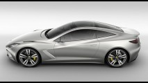 Lotus Elite Concept 2010 estará no Salão do Automóvel