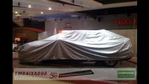 Bastidores do Salão do Automóvel: Honda CR-Z e modelo misterioso são destaques